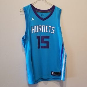 Hornets Kemba Authentic Jersey